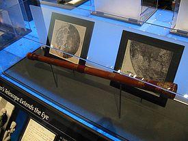 Replik av Galileis teleskop