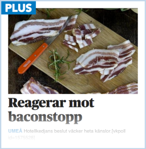 Baconstopp VK betalvägg