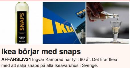 IKEA källkritik