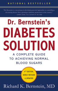 Dr. Bernsteins Diabetes solution