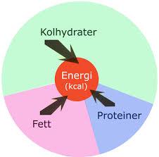 Konventionell beskrivning av energikällor