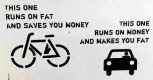 Runs on fat